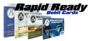 rapid ready debit cards